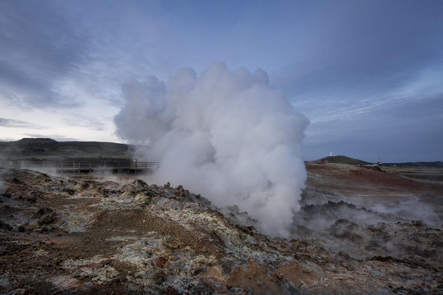 Islandia: Fotográfico, glaciares y volcanes