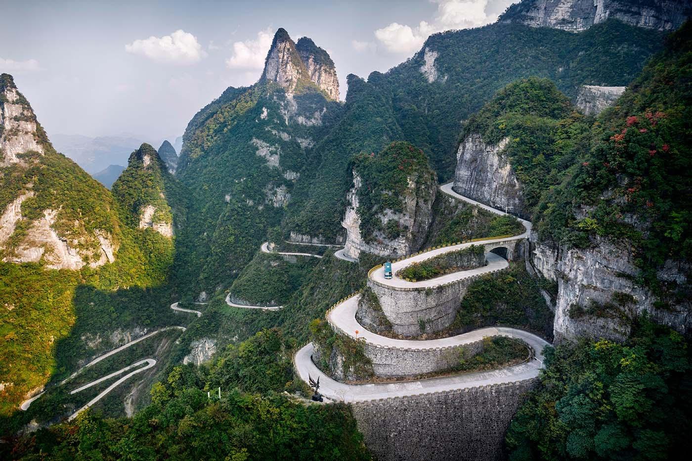 China: Maravillas y Parques Naturales