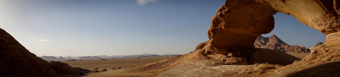 Jordania: Lawrence de Arabia