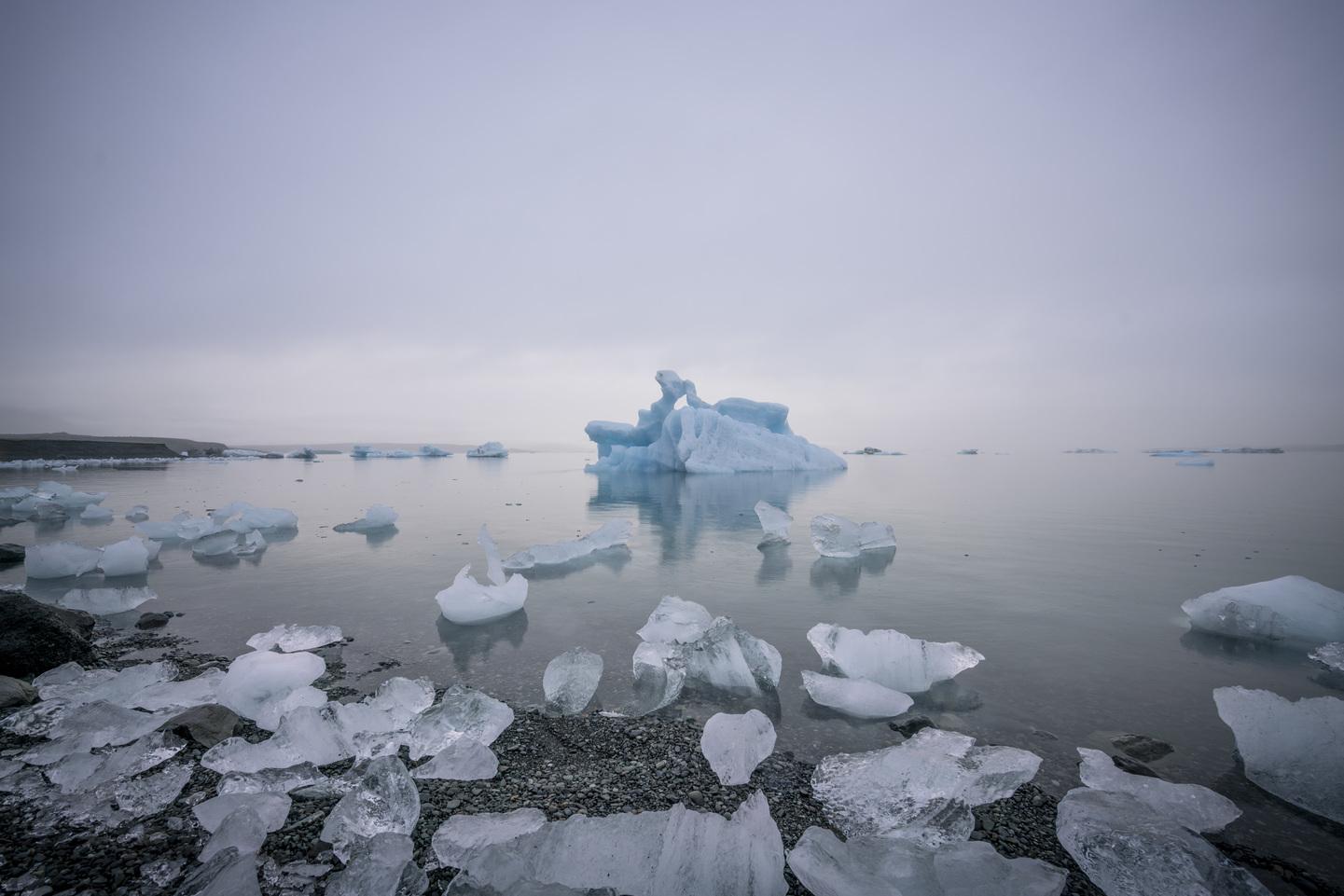 Islandia: Glaciares, volcanes y paisajes