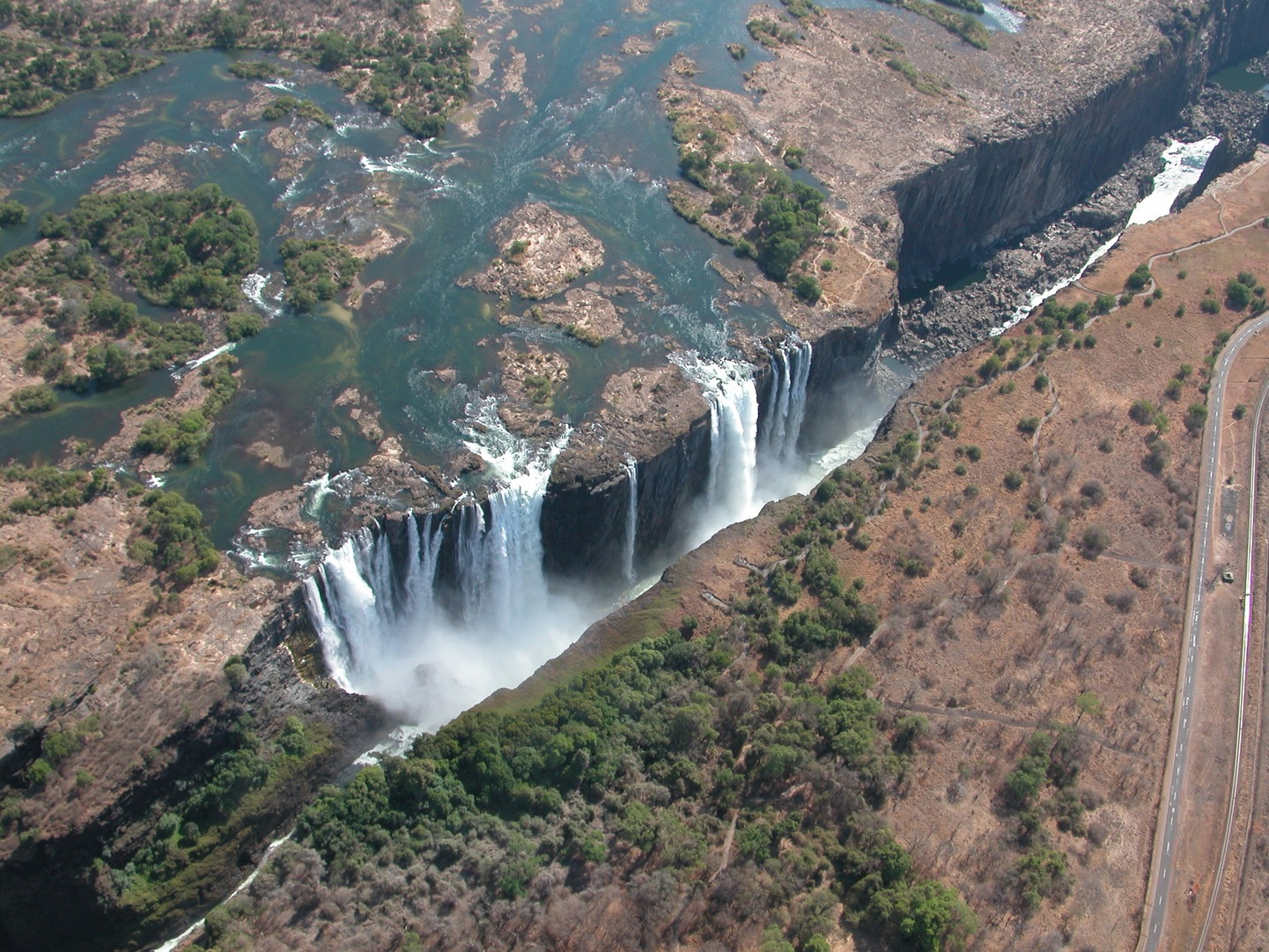 Zimbawe: Cataratas y Safari