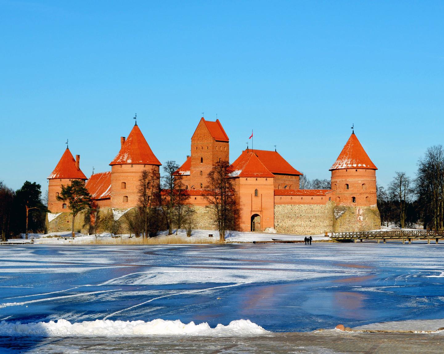 Países Bálticos: Mercadillos Navideños