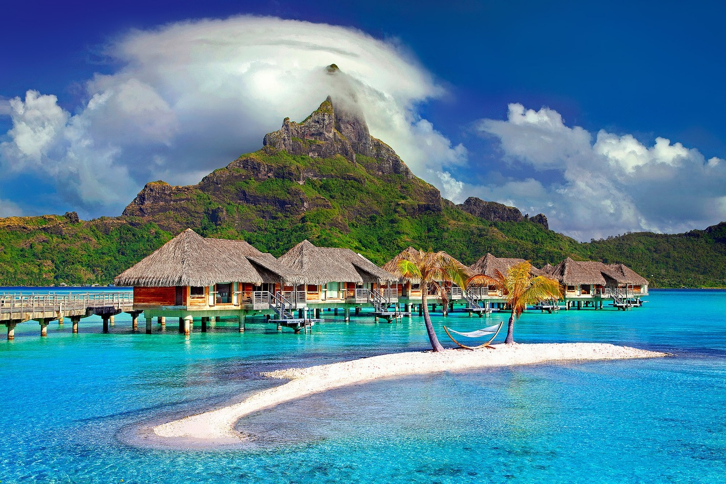 Tahití y Bora Bora