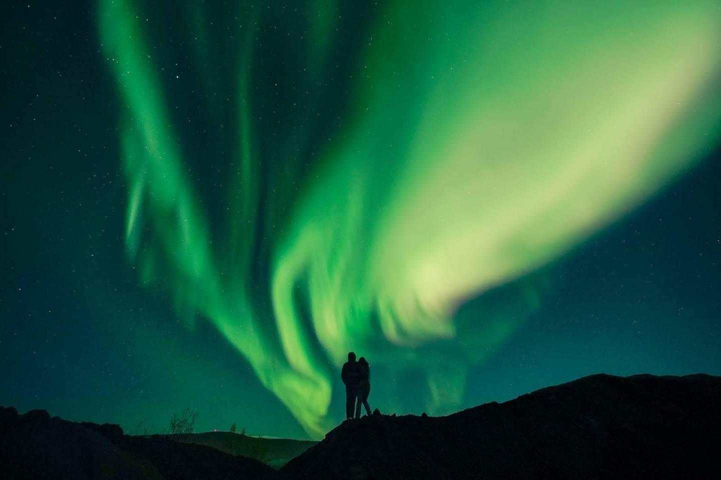 Semana Santa en Islandia: Auroras Boreales, Glaciares y Volcanes