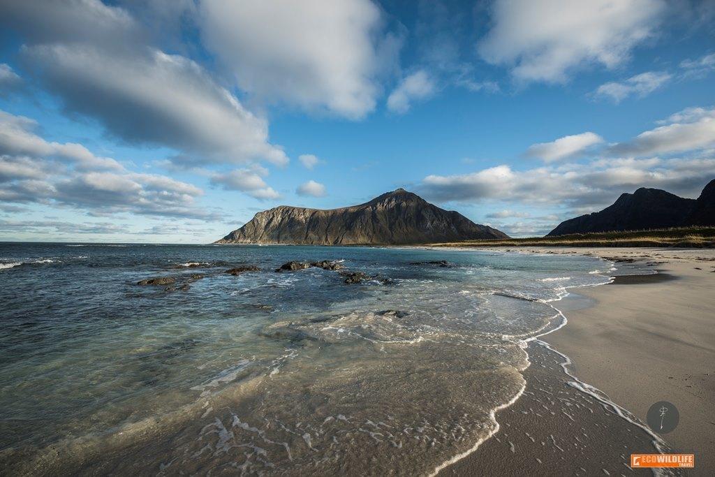 Noruega: Auroras Boreales e Isla de Senja